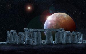 Почему марсиане любят нас - землян?